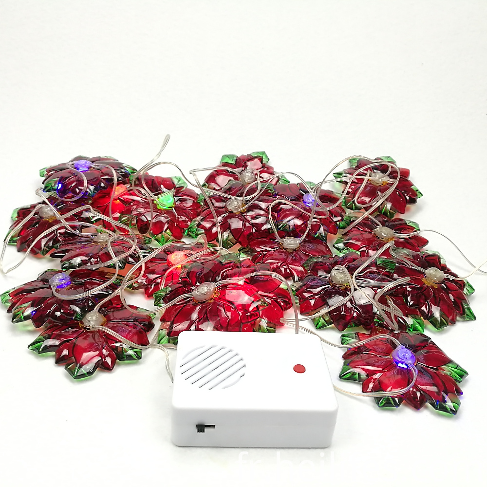 Flower LED String Light Toys Gifts