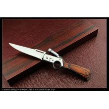 Cuchillo plegable del tipo de la pistola (SE-043)