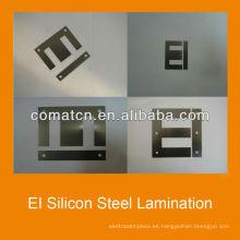 Laminación EI frío no rodado granos orientados de acero eléctrico