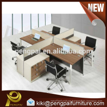 High quality of MDF melamine workstation/Office Partition