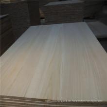 Ab-Grad Paulownia-Bauholz-Weiß-Holz