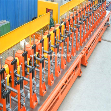 Bumpers Cold rolling/roll forming machine