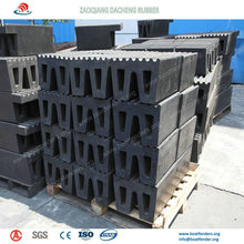 Economic Marine Rubber Fenders with High Absorbing Energy Performance