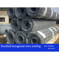Double Twist Hexagonal Rockfall Netting