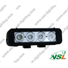 40W CREE Single Row Work Light Bar, Offroad Super Bright (NSL-4004C)