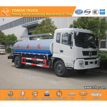 dongfeng 8000L RHD dung transport truck hot sale