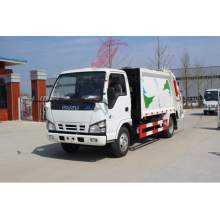 5Ton ISUZU compressed garbage truck