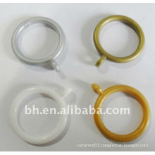 Simple Design Plastic Shower Curtain Ring