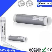 Tube résistant à la chaleur UV de rétrécissement de silicone en caoutchouc IP68