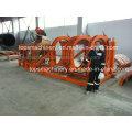 Машина для стыковой сварки труб большого диаметра