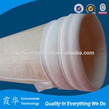 Bolsa de polvo de aramida y tela filtrante