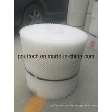 Plastic Flat Mesh for Poultry Farm Cage System and Floor System