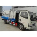 5Ton hang barrel carbage truck