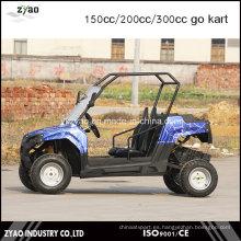 Mini Jeep Go Kart con Remolque