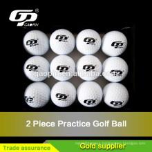 golf ball stamp logo for golf course range balls