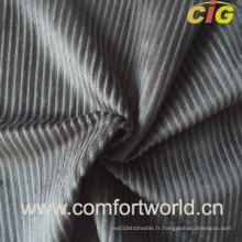 Tissu à rayures en tissu de canapé (SHSF03936)