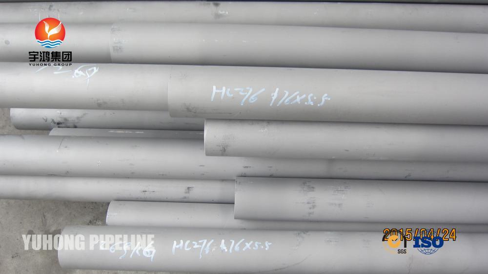 Alloy UNS N10276 B564 Hastelloy C 276 Tube