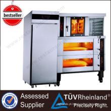 De Boa Qualidade Industrial (Ce) 4/16-Tray Countertop Electric Convection Oven