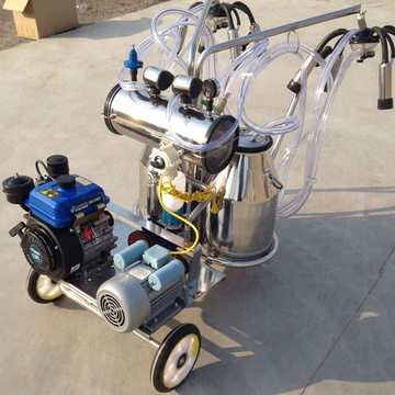 Adjustable vacuum degree Milking Machine