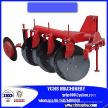 Hot Sale Tube Disc Plough Mounted to 60HP Bomr Tractor