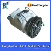 Para AUDI 4pk 12v carro ac compressor carro elétrico sistema de ar condicionado