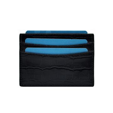 Minimalist Wallet Leather Credit Card holder