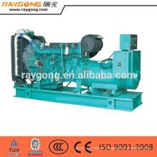 Generador de turbina diesel 100KW shangchai