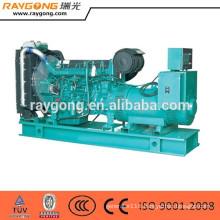 100KW diesel turbine generator shangchai