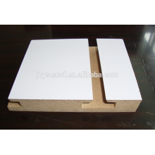 one side solt mdf board,magic melamine coated mdf board,slotting mdf