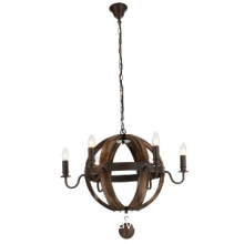 2013 Newest CE approval wooden pendant hanging lamp