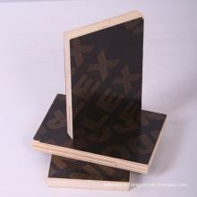 Contreplaqué de film noir pour la construction (contreplaqué de meubles)