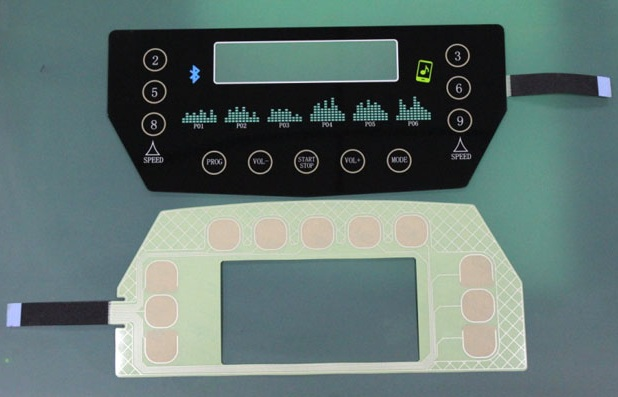 LUPHITOUCH Auto Capacitive Touch Keypad