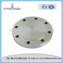 stainless steel din pn16 flat blind flange