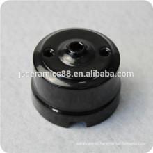High temperature resistance black 95 alumina european ceramic wall switch