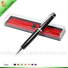 Set de bolígrafo para regalo promocional de negocios senior