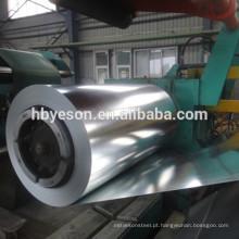 Chapa de aço galvanizado a quente, o segundo maior produtor