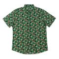 2020 Modische Herren Casual Cotton Print Shirts