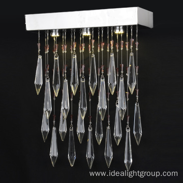 indoor hanging chandelier modern pendant light for restaurant