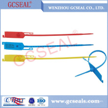 One Time Use Tear Off Plastic Security Seal for Transport