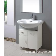 PVC Bathroom Furniture/PVC Bathroom Wash Basin Cabinet/Waterproof Bathroom Vanity T6401