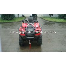 800 ccm Zweizylinder EFI CVT 4 * 4 ATV(LZA800E)