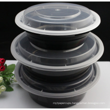 Heat Resistant Microwave Plastic Food Storage Container