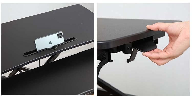 Sit Stand Workstation Desk Converter
