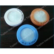 filtro de jeringa pequeño fácil de usar con alta calidad