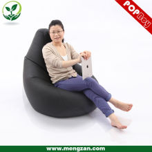 big size PU leather beanbag game chair,bean bag sofa for adults
