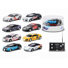 1: 43 Die Cast Radio/C Car with 4 Function/with Light