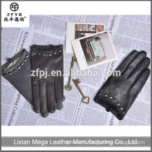 2015 Good Quality New Warm Leather Glove