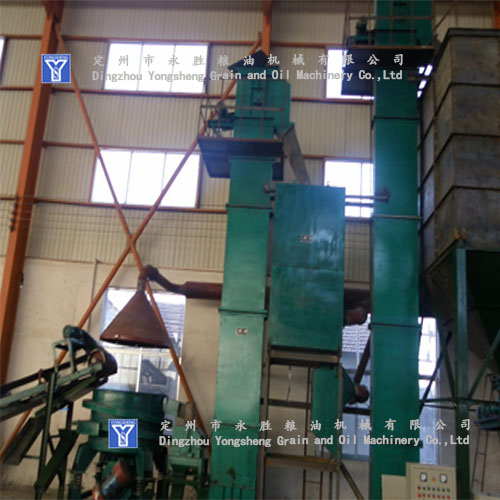 corn oil processing machine