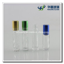 8ml 10ml 15ml Clear Frosted Perfume Roll on Glass Bottle