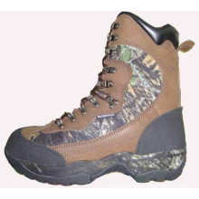 Insulated Waterproof Leather Winter hunting boots